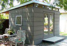 backyard office
