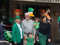 Your guide to St Patrick's Day in Philadelphia - with Nick's Bar and Grille and Bridget Foy's - thank you Metro Philly!