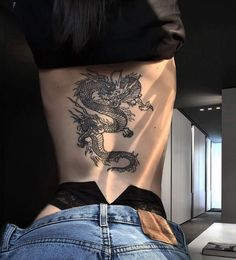 woman back tattoo full - woman back tattoo ; woman back tattoo full ; woman back tattoo spine ; woman back tattoo small ; woman back tattoo classy ; woman back tattoo ideas ; woman back tattoo cover up ; woman back tattoo shoulder Dope Tattoos, Mini Tattoos, Pretty Tattoos, Unique Tattoos, Beautiful Tattoos, Body Art Tattoos, Small Tattoos, Tatoos, Best Sleeve Tattoos