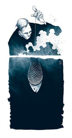 Last Tuna by Ripplen.deviantart.com on @deviantART