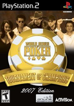 """World Series of Poker Tournament of Champions by Activision Inc.. $9.46. Building on 2005's successful poker title World Series of Poker: Tournament of Champions takes a story-based approach putting players on the Pro Circuit as a new pro and protege of Chris """"Jesus"""" Ferguson. Players test their skills at the premier Circuit Events in hopes of qualifying for the winner-take-all invitation-only Tournament of Champions at the Rio Resort in Las Vegas. Along the way they face-off..."""