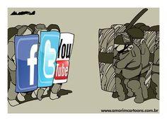 Social Media vs the Police