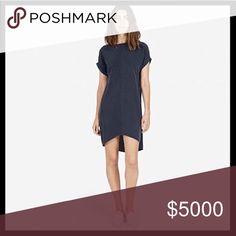 ISO Everlane Silk Short-Sleeve Dress Looking for the Everlane Silk Short-Sleeve in the color black and size large. Everlane Dresses