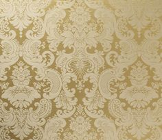 demasl=k fabric gold and white | Damask vittorio gold marvic textiles