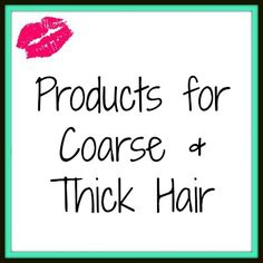 Products for Coarse
