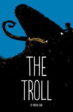 """The Troll"" by Martin Flink"