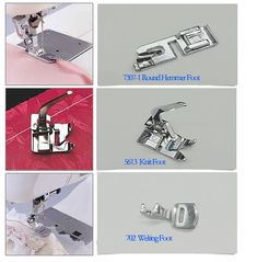 Sewing Machine Tension, Sewing Machine Parts, Sewing Tools, Sewing Hacks, Sewing Classes For Beginners, Sewing Accessories, Janome, Sewing Techniques, Fabric