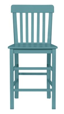 Cokie Counter Stool In Surf Maine Cottage Colorfulfurniture