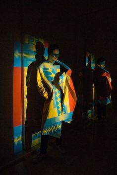 Two exhibitions on textile art | Missoni