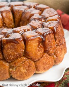 Cinnamon Bubble Roll