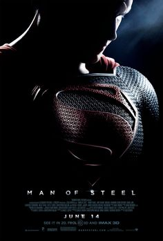 MAN OF STEEL - Movie Trailer, Photos, Synopsis YESSSSS!