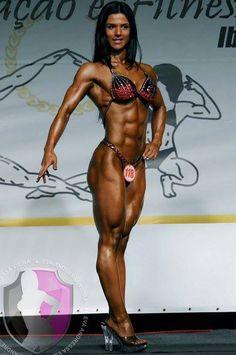 Eva Andressa   Andressa Vieira Now that is a hard body! 95350c0aef67