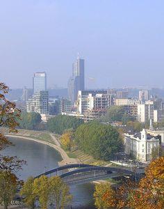 Downtown Vilnius | Flickr - Photo Sharing!