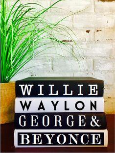 WILLIE WAYLON GEORGE & Beyonce Country by ShutTheFrontDoorLLC