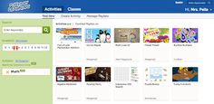 Looking for free online educational games for your kiddos? Check out one of the largest collections of Common Core aligned digital learning activities on the web- tons of games, videos, and activities! Awesome!