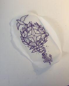 Kundenwunsch für heute ☝ #tattoo #sketch #drawing #tattoodesign #illustration #pictureoftheday #potd #igers #instadaily #neotraditional #friedatätowierungen #ink #germantattooers #blackandwhite...