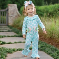 This adorable Mud Pie Little Chick One Piece just went on SALE!!!