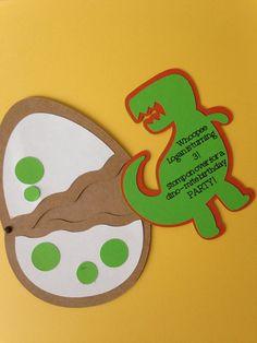 Dinosaur Birthday InvitationsBirthday Party by 3FeetTall on Etsy