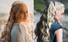 7 tutoriais de penteados inspirados na Daenerys Targaryen, de Game of Thrones - Beleza - CAPRICHO