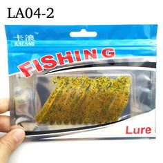 Fishing lure soft with salt smell 12pcs 1.3g/6cm vivid Fishing Worm Swimbait Soft Lure Fishing Bait Fishing Lure Artificial 148
