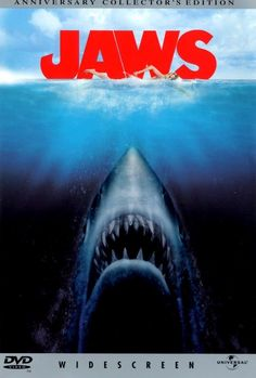 Jaws. Such a fond memory of seeing it for the first time!