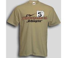 T-Shirt Jagdgeschwader 26 Schlageter / mehr Infos auf: www.Guntia-Militaria-Shop.de