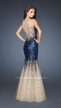 La Femme 19097 | La Femme Fashion 2013 - La Femme Prom Dresses - Dancing with the Stars