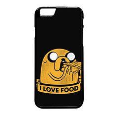 FR23-I Love Food Jake The Dog Fit For Iphone 6 Plus Hardplastic Back Protector Framed Black FR23 http://www.amazon.com/dp/B018FIKGVQ/ref=cm_sw_r_pi_dp_.W9uwb18AFF3W