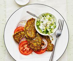 Recept: Broccolifritters med tzatziki