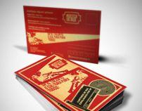 Mídia card   Mica   Tema - Música de rua by Andre Jones, via Behance