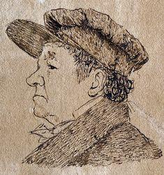 Self Portrait, Francisco Goya Size: cm Medium: ink, paper Francisco Goya, Spanish Painters, Spanish Artists, Life Drawing, Painting & Drawing, Rembrandt, Albrecht Durer, Gouache, Art History