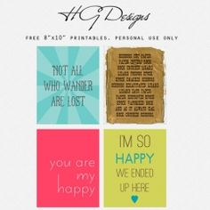 Printable Quotes | Free sweet Printables