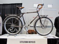 NAHBS 2013: Littleford Bicycle's Bombproof Touring Bike