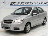 Chevrolet Aveo 1.2 LS 4DR Saloon €6950 #drogheda #mazda