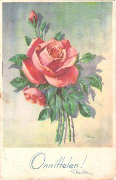 Painting, Art, Heirloom Roses, Craft Art, Painting Art, Kunst, Paint, Draw, Paintings
