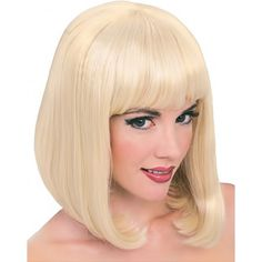 50's and 60's Peggy Sue Compliment your 1950's / 1960's themed costume with this replica Peggy Sue wig. www.thewigoutlet.com.au