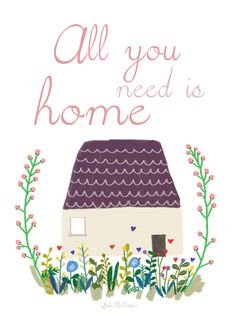 Print- Home is all you need