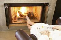How to Install Vent-free Gas Fireplaces (8 Steps) | eHow