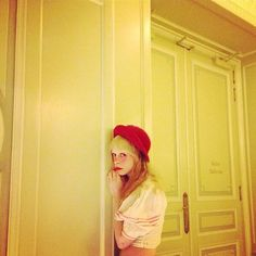 "So, there's this skinny girl from France called Petite Meller, who's obviously got nothing better to do than putting out an awesomely good pop song called ""Baby Love""."