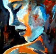 "Saatchi Online Artist Helena Wierzbicki; Painting, """"Lost in time"""" #art"