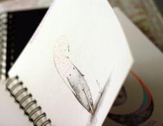 sketch ♥ Office Supplies, Notebook, Sketch, Sketch Drawing, Sketching, Notebooks, Sketches, Scrapbooking