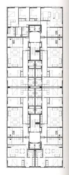 Maia Apartments / Eduardo Souto de Moura