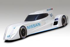 Japanese car manufacturer Nissan has unveiled the groundbreaking, innovative ZEOD RC, the worlds fastest electric racing car that will compete at the 24 Hours of Le Mans in Nissan Electric, Electric Cars, Diesel, Delta Wing, New Nissan, Futuristic Cars, Automotive News, Top Gear, Circuit