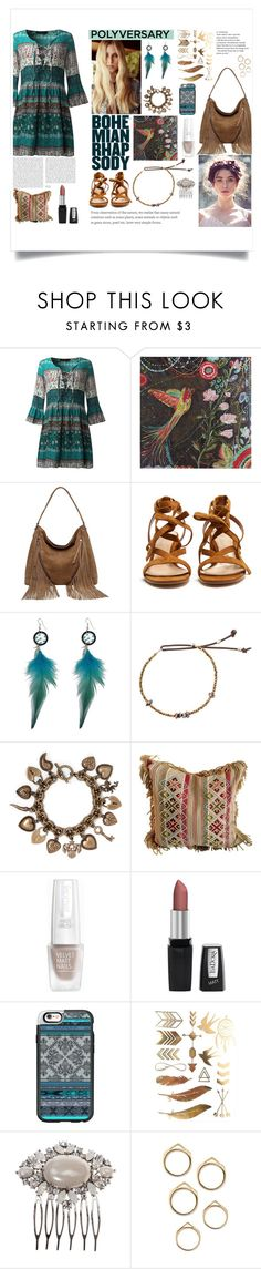 """Celebrate Our 10th Polyversary!"" by waikiki24 ❤ liked on Polyvore featuring Pier 1 Imports, For Love & Lemons, Vicenzo Leather, Gianvito Rossi, Catherine Michiels, Etro, Isadora, Casetify, Marchesa and polyversary"