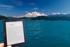 """.@Koxi73 does it again with another stunning photo for the #CybookParade!  I don't think I could concentrate on reading with a view like that. :) """"@Bookeen Merci beaucoup pour les bons mots et le bon voyage. Sorry for my bad French ... google translate, but I send you my alternative picture too."""" I Sent You, Google Translate, I Am Bad, See It, Alternative, Around The Worlds, French, Mountains, Night"""