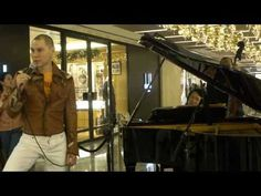 Another great classic Elvis hit...cover by Singapore Elvis...  Love Me Tender (Elvis Presley) by Reto Caviezel @ Paragon (26 Dec 10) (HD)