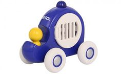 Buy Brio: Police Car at Mighty Ape NZ. This is a push along police car for the younger children and features classic Brio design in wood, with playfully designed doors that open and shut to. Baby Boy Toys, Baby Kids, Car 15, Pushes And Pulls, Modern Toys, Baby Bouncer, Activity Toys, Brio, Baby Store