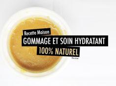 BEAUTE : Recette de soin des mains naturel (miel + huile d'olive + citron + cassonade)