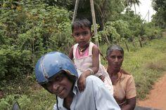 SriLanka girl family