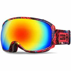 Objective Benice Uv400 Protection Dual Lens Snowboard Goggles Men Women Snow Ski Goggles Spherical Winter Sports Skating Skiing Glasses Fragrant Aroma Security & Protection